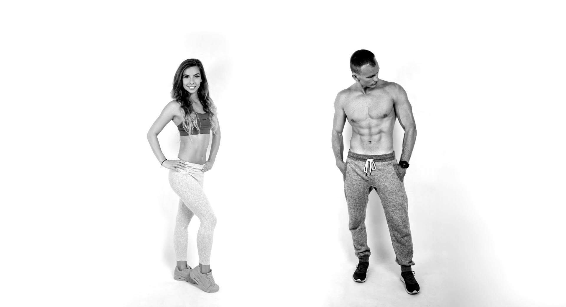 Motywacja, trening, dieta